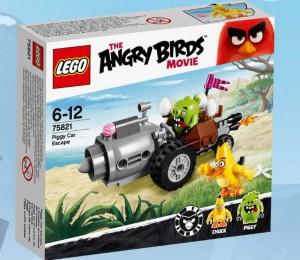 LEGO Angry Birds 75821 Piggy Car Escape - Toysnbricks