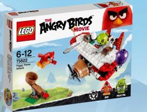 LEGO Angry Birds 75822 Piggy Plane Attack - Toysnbricks