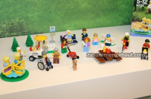 LEGO City 60134 Park Life Set 2016