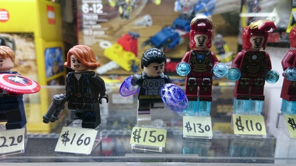 LEGO Cosmic Boy Minifigure DC Comics Super Heroes Legion 30604