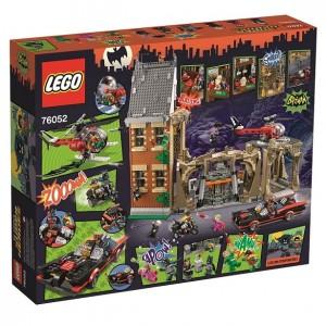 LEGO DC Comics Super Heroes 76052 Batman Classic TV Series - Batcave Box High Resolution - Toysnbricks