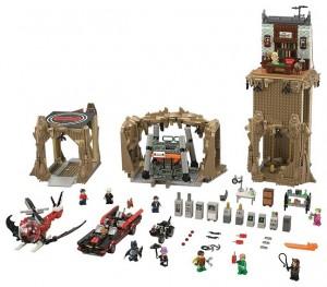 LEGO DC Comics Super Heroes 76052 Batman Classic TV Series Complete Set - Batcave High Resolution - Toysnbricks