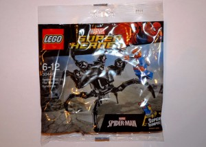 LEGO Marvel Super Heroes 30448 Spider-Man Vs. The Venom Symbiote Polybag Set