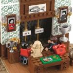 LEGO Super Heroes 76052 Batman Classic TV Series Interior 2 - Batcave High Resolution - Toysnbricks