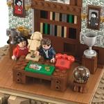 LEGO Super Heroes 76052 Batman Classic TV Series Interior - Batcave High Resolution - Toysnbricks