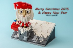 [MOC] Merry Christmas & Happy New Year
