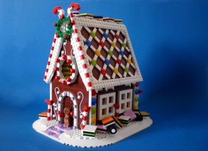 Potential LEGO Ideas Creation Gingerbread House Swan Dutchman
