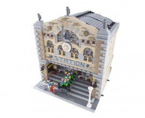 Potential LEGO Ideas Set - Modular Train Station by LegoWolf Creation