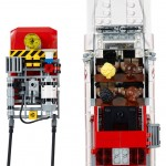 75828 LEGO Ghostbusters Ecto-1&2 Aerial Top View