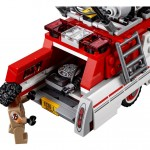 75828 LEGO Ghostbusters Ecto-1&2 Back Trunk