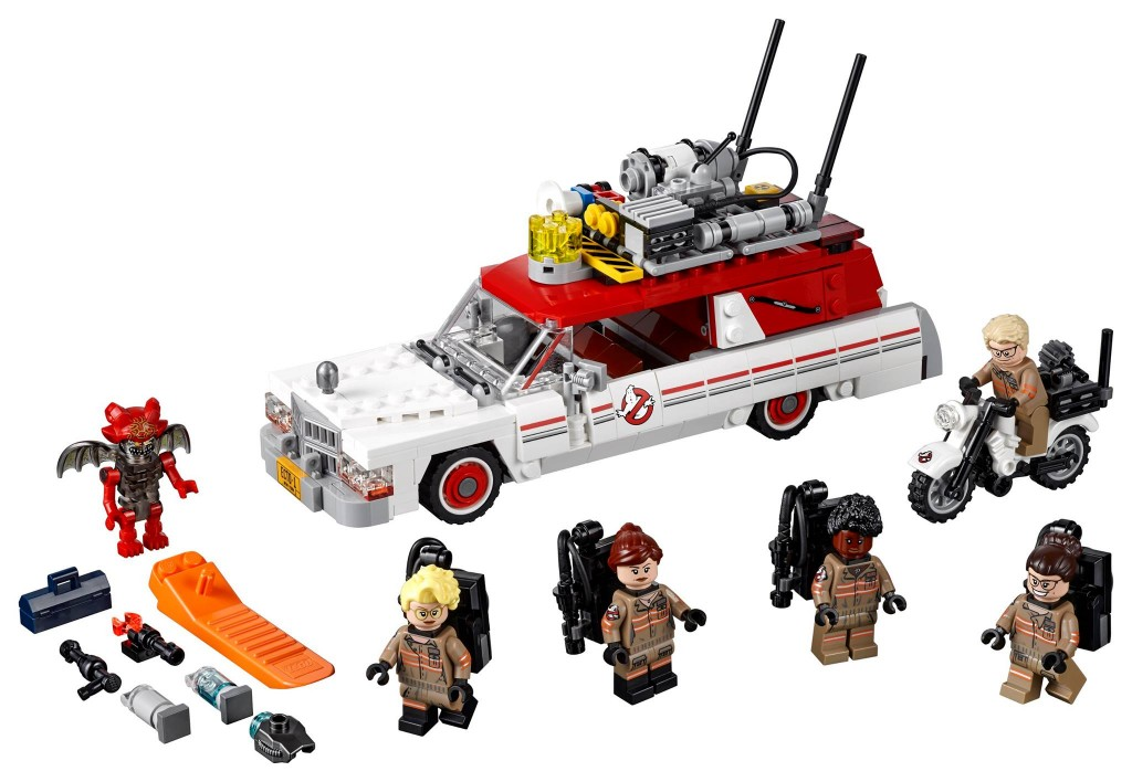 75828 LEGO Ghostbusters Ecto-1&2 Set - Toysnbricks
