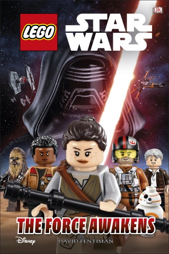 DK LEGO Star Wars The Force Awakens Book