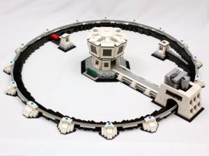 JKBrickworks Particle Accelerator Potential LEGO Ideas Creation 2016
