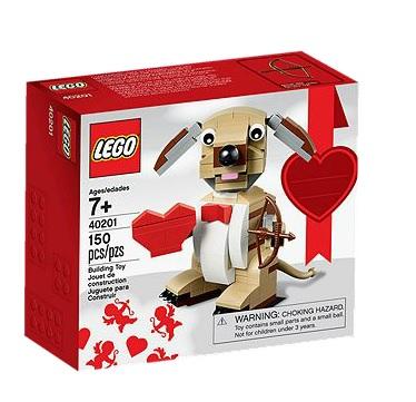 LEGO 40201 Valentines Day Cupid Dog 2016 - Toysnbricks