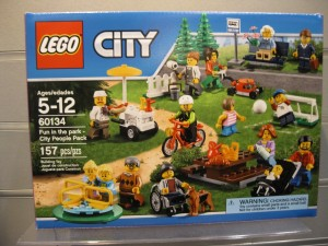 LEGO 60134 Fun in the Park City People Pack Box Summer 2016 - Toysnbricks