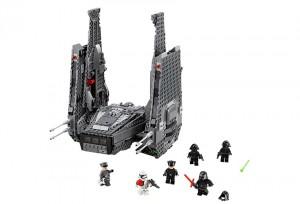 LEGO 75104 Star Wars Kylo Ren's Command Shuttle - Toysnbricks