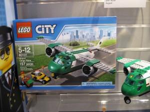 LEGO City 60101 Airport Cargo Plane NYTF 2016 - Toysnbricks