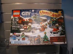 LEGO City 60133 Advent Calendar 2016 Box - Toysnbricks
