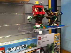 LEGO Creator 31053 Treehouse Adventures NYTF 2016
