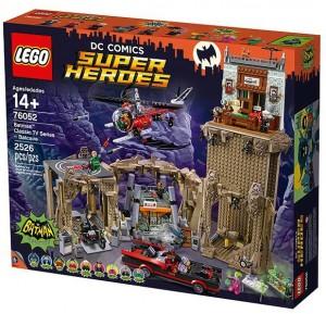 LEGO DC Comics Super Heroes 76052 Batman Classic TV Series Batcave Box - Toysnbricks