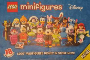 LEGO Disney 71012 Minifigures 2016 Box Image (Pre)