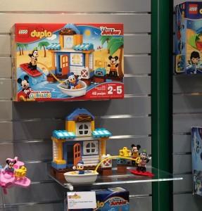 LEGO Duplo Disney Junior 10827 Mickey & Friends Beach House NYTF 2016 - Toysnbricks