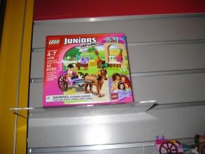 LEGO Duplo Juniors 10726 Stephanie's Horse Carriage Box Aug2016 - Toysnbricks