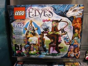 LEGO Elves 41173 Elvendale School of Dragons NYTF 2016 - Toysnbricks