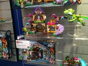 LEGO Elves 41176 The Secret Market Place NYTF 2016