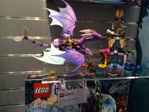 LEGO Elves 41178 The Dragon Sanctuary NY Toy Fair 2016