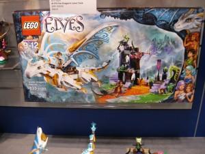 LEGO Elves 41179 Queen Dragon's Rescue NYTF 2016 - Toysnbricks