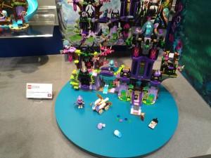 LEGO Elves 41180 Ragana's Magic Shadow Castle NYTF 2016