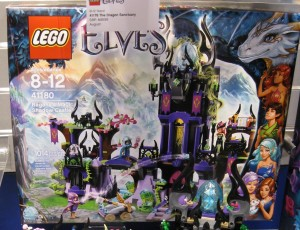 LEGO Elves 41180 Ragana's Magic Shadow Castle NYTF 2016 Box - Toysnbricks