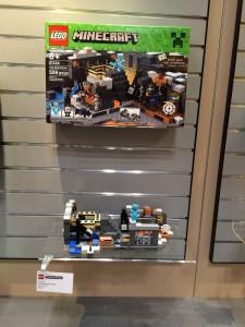 LEGO Minecraft 21124 The End Portal NYTF 2016 - Toysnbricks