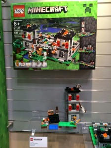 LEGO Minecraft 21127 The Fortress NYTF2016 - Toysnbricks