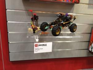 LEGO Ninjago 70589 Rock Roader NYTF August 2016 - Toysnbricks