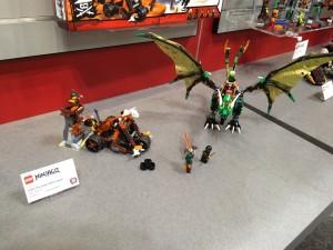 LEGO Ninjago 70593 The Green NRG Dragon NYTF August 2016 - Toysnbricks