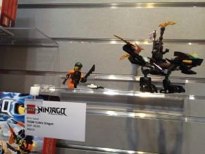 LEGO Ninjago 70599 Cole's Dragon NYTF 2016 - Toysnbricks