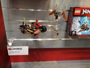 LEGO Ninjago 70600 Ninja Bike Chase NYTF 2016 - Toysnbricks
