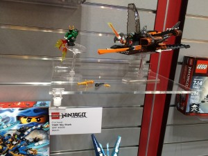 LEGO Ninjago 70601 Sky Shark NYTF 2016 - Toysnbricks
