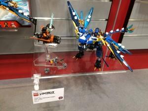 LEGO Ninjago 70602 Jay's Elemental Dragon NYTF 2016 - Toysnbricks