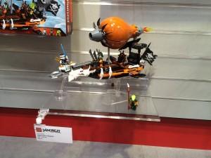 LEGO Ninjago 70603 Raid Zappelin NYTF 2016 - Toysnbricks
