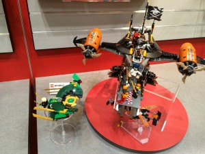 LEGO Ninjago 70605 Misfortune's Keep NYTF 2016 - Toysnbricks