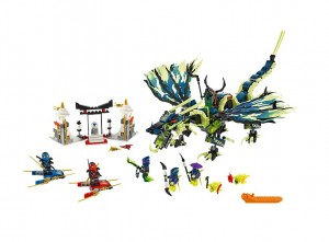 LEGO Ninjago 70736 Attack of the Morro Dragon - Toysnbricks
