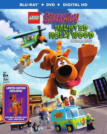LEGO Scooby-Doo Haunted Hollywood Movie 2016