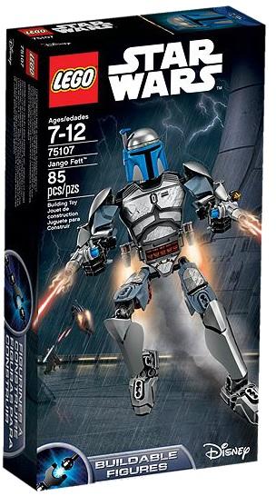 LEGO Star Wars 75107 Jango Fett - Toysnbricks