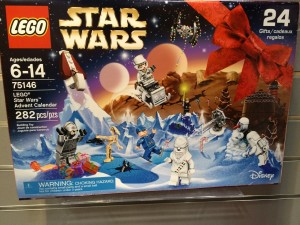 LEGO Star Wars 75146 Holiday Advent Calendar 2016 NYTF