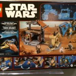 LEGO Star Wars 75148 Encounter on Jakku Back Box Functions NYTF 2016