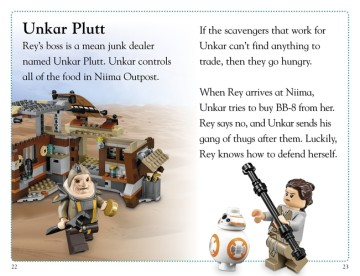 LEGO Star Wars 75148 Encounter on Jakku Set (Pre)