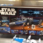 LEGO Star Wars 75149 Resistance X-Wing Fighter Box Back NYTF 2016